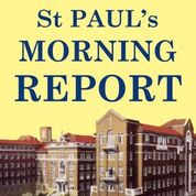 Morning Report Logo